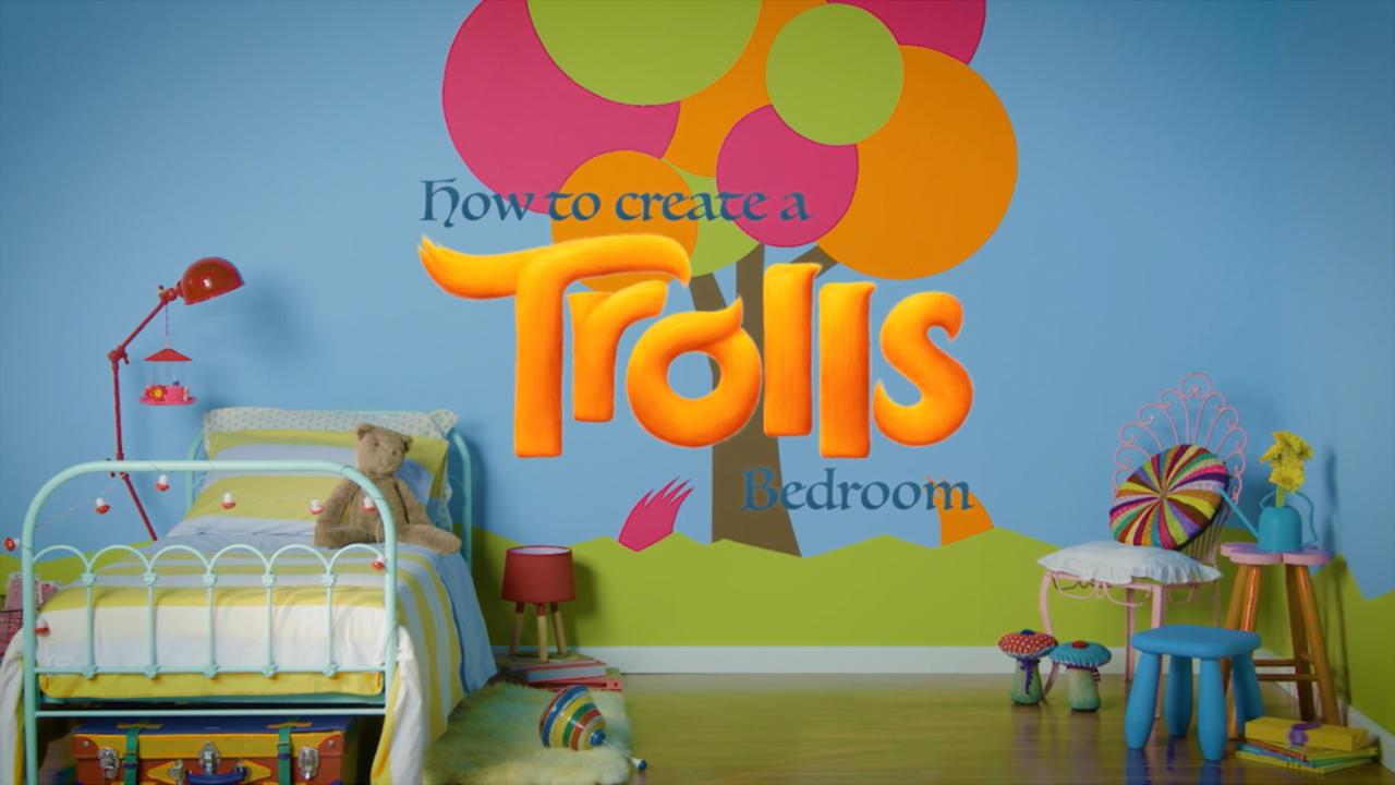 troll bedroom